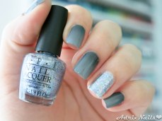 OPI - Fifty Shades Of Grey Gradient-9
