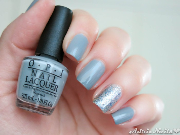 OPI - Fifty Shades Of Grey Gradient