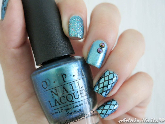 OPI - This Color Is Making Waves-14