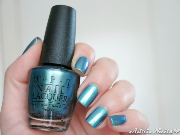 OPI - This Color Is Making Waves-2