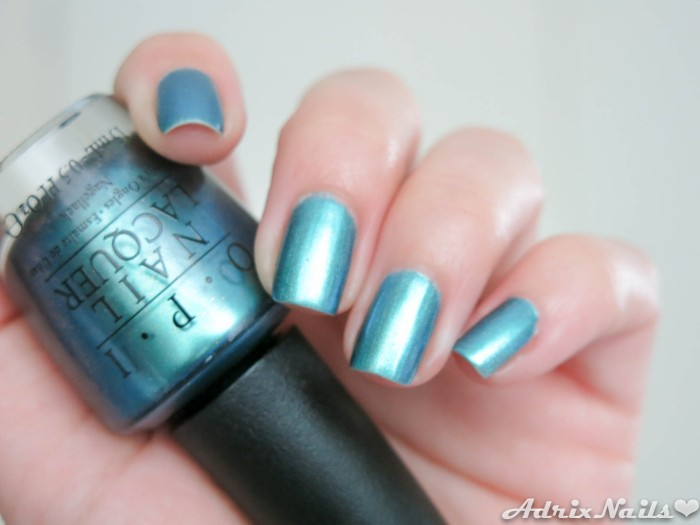 OPI - This Color Is Making Waves-3